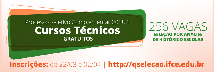 Exame complementar 2018.1